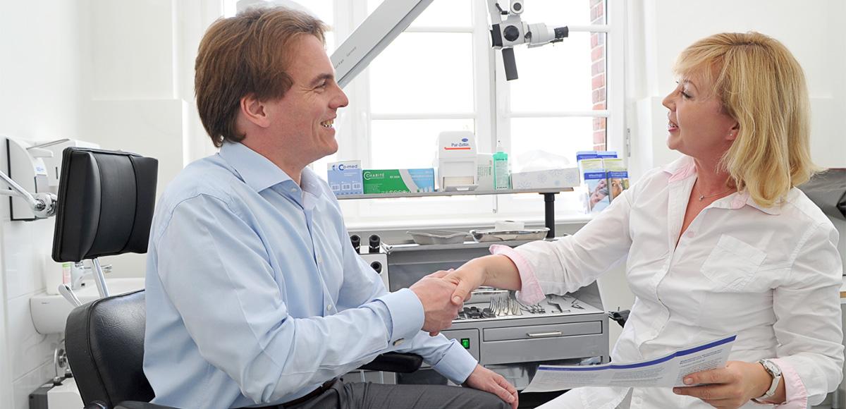 Диагностика и лечение ЛОР заболеваний в Берлине