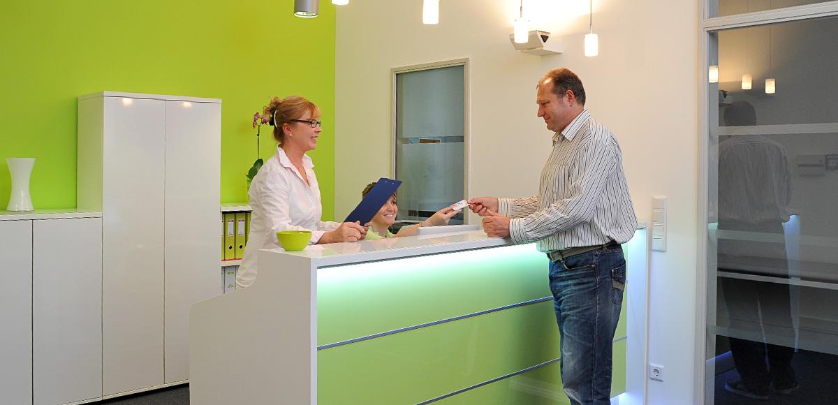 Исследование и лечение слуха, носа, носоглотки, горла, гортани в Берлине